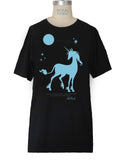 THE LAST UNICORN: We Live Forever T-Shirt: Unisex