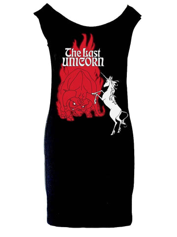 THE LAST UNICORN Dress: Premium Collection