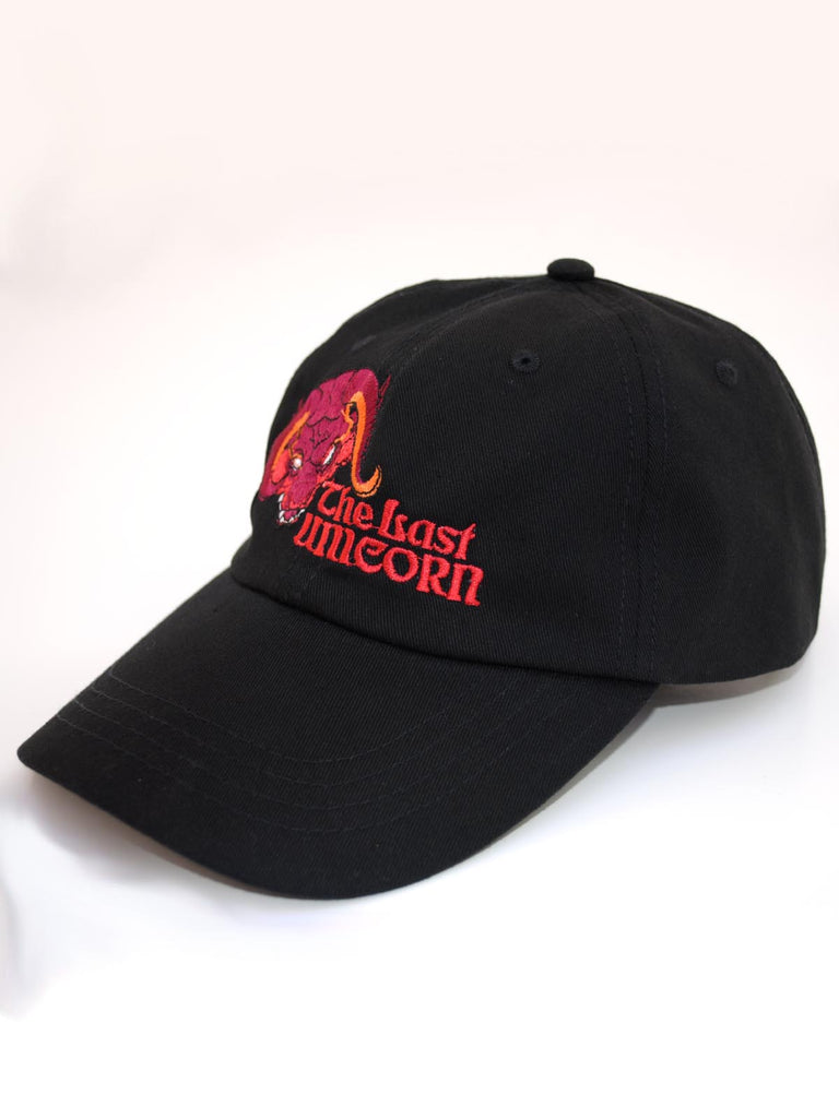 The Last Unicorn by Peter S Beagle  Embroidered Dad Hat ... 3fae7530e0d3