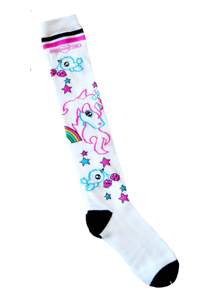 NewBreed Fantasize Unicorn Socks