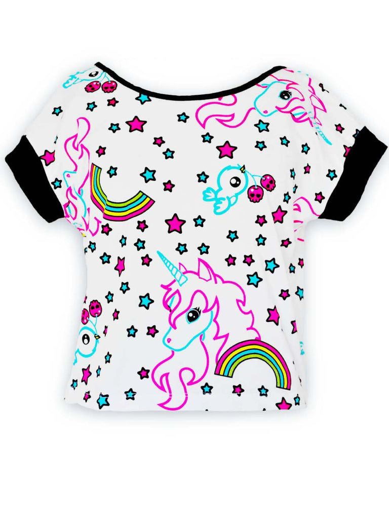 Fantasize Unicorn Print Official product by NewBreed Girl