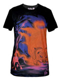 NewBreed Last Unicorn by Peter S Beagle Stand Off T shirt