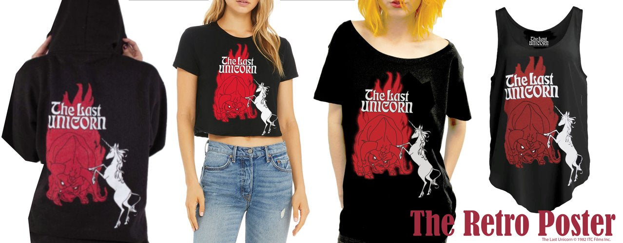 The Last Unicorn sweats