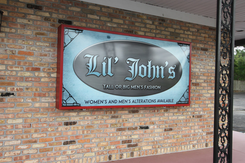 What Makes Lil' John's Big and Tall Your One-Stop Shop for Big and Tall Clothing in Pensacola
