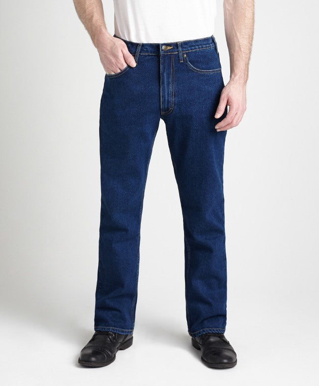 Grand River Dark Stone Stretch Blue Jeans BIG MEN (28, 30 & 32 inseam)