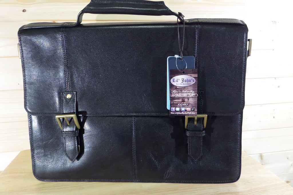 "Hidesign 24"" Leather Laptop Case accessories"