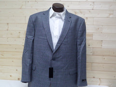 Sports Coat with hounds-tooth check pattern at lil johns big and tall