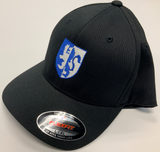 John Edwin Logo Twill Flexfit Ball Cap Hats