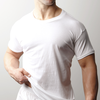 Players / Christopher Hart Cotton Crew Neck Under-Shirt 2-pack Tall Men