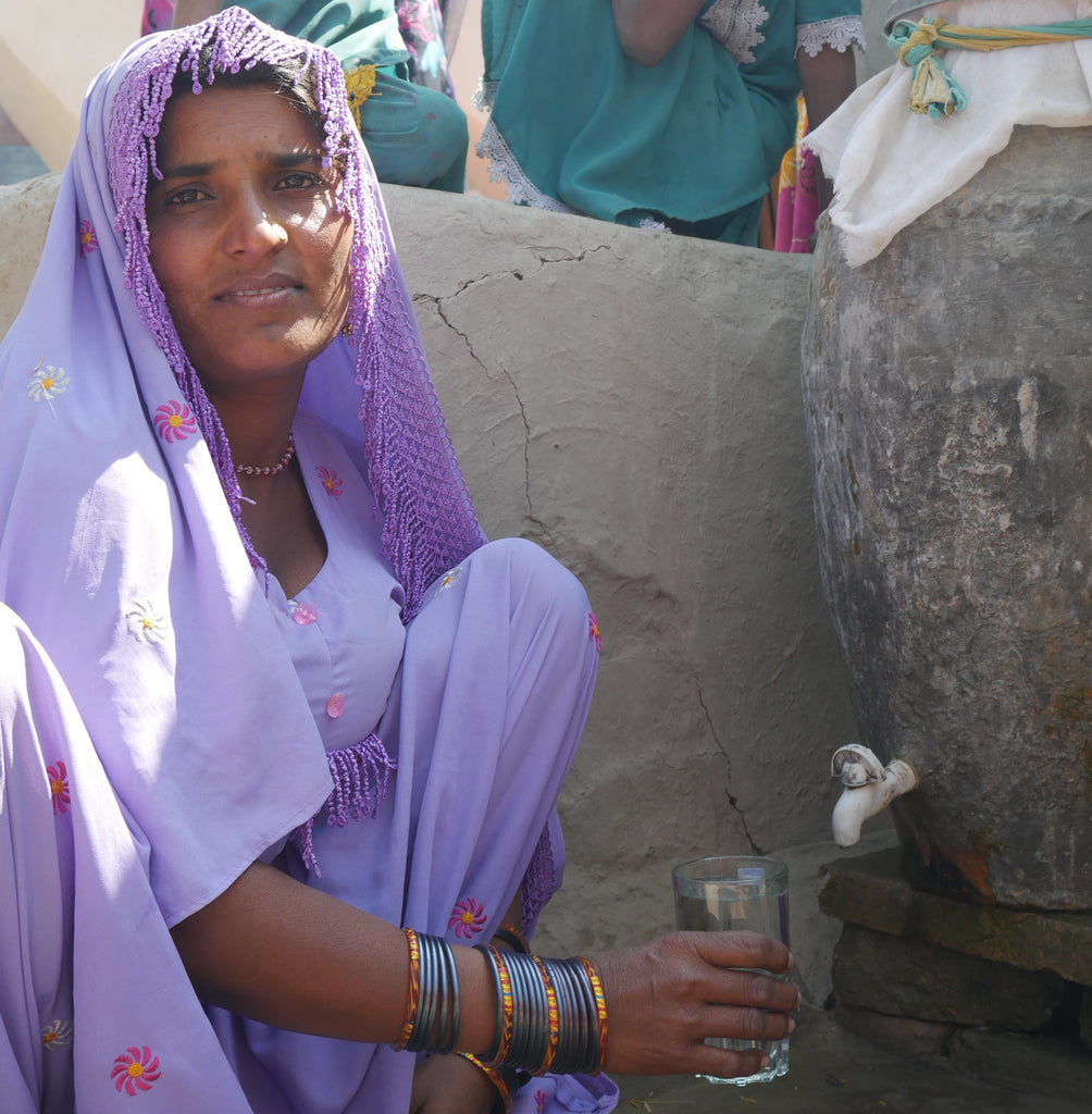 The Blessing of Safe Water