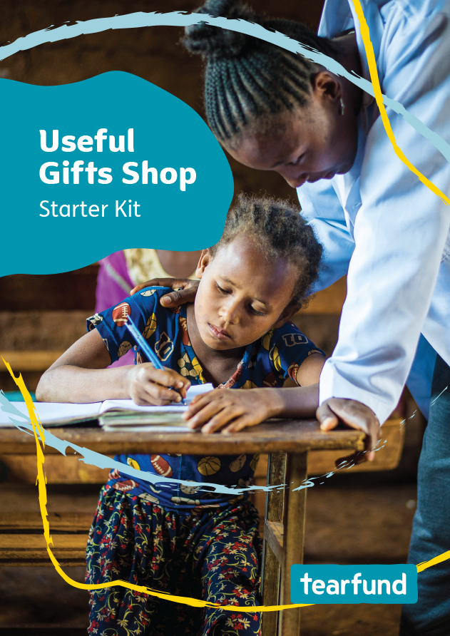 Useful Gifts Shop Starter Kit Handbook