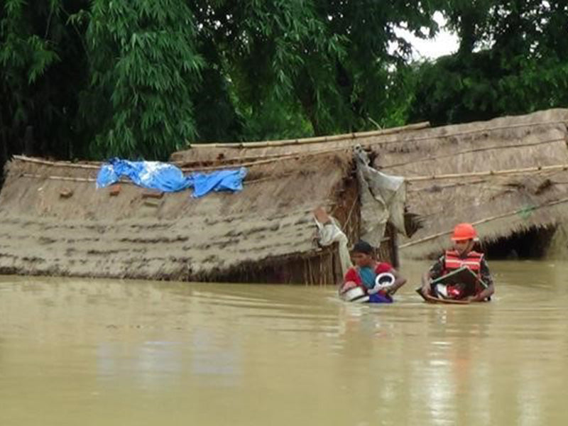 South Asia Flood Response