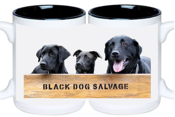 THE Black Dogs Mug