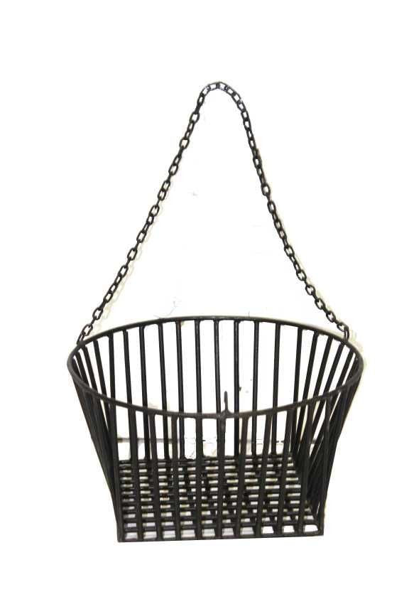 Hanging Iron Mesh Basket