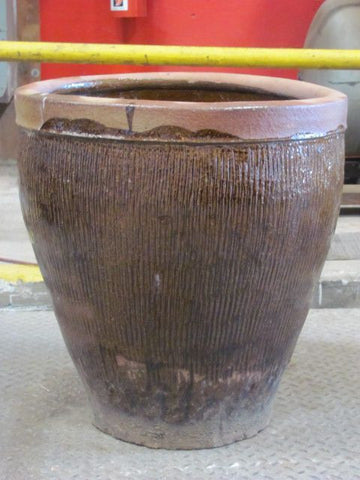 Rustic Potters Jar #8838