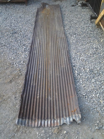 12' Corrugated Roofing Tin
