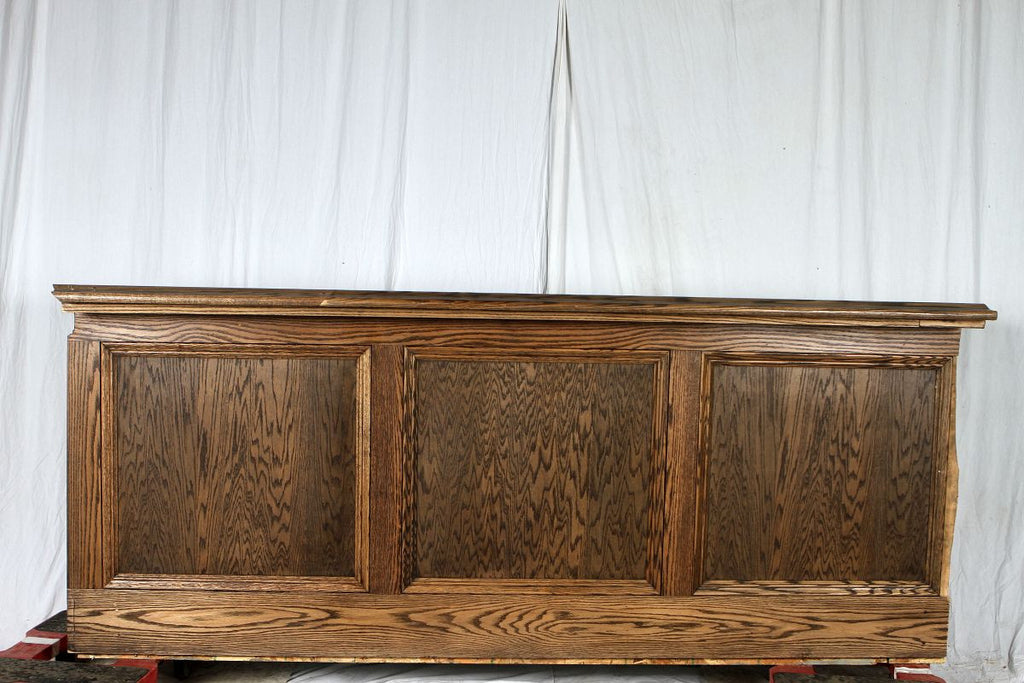 Bar, 3 Panel Section