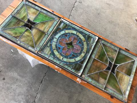 Stained Glass Skylight