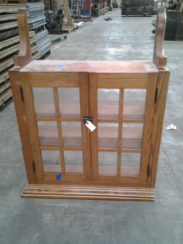 Cabinet, Wall, Pine #10338