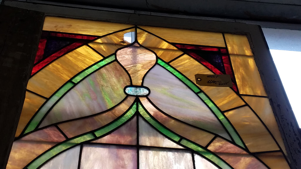 Stained Glass, Window, #2800