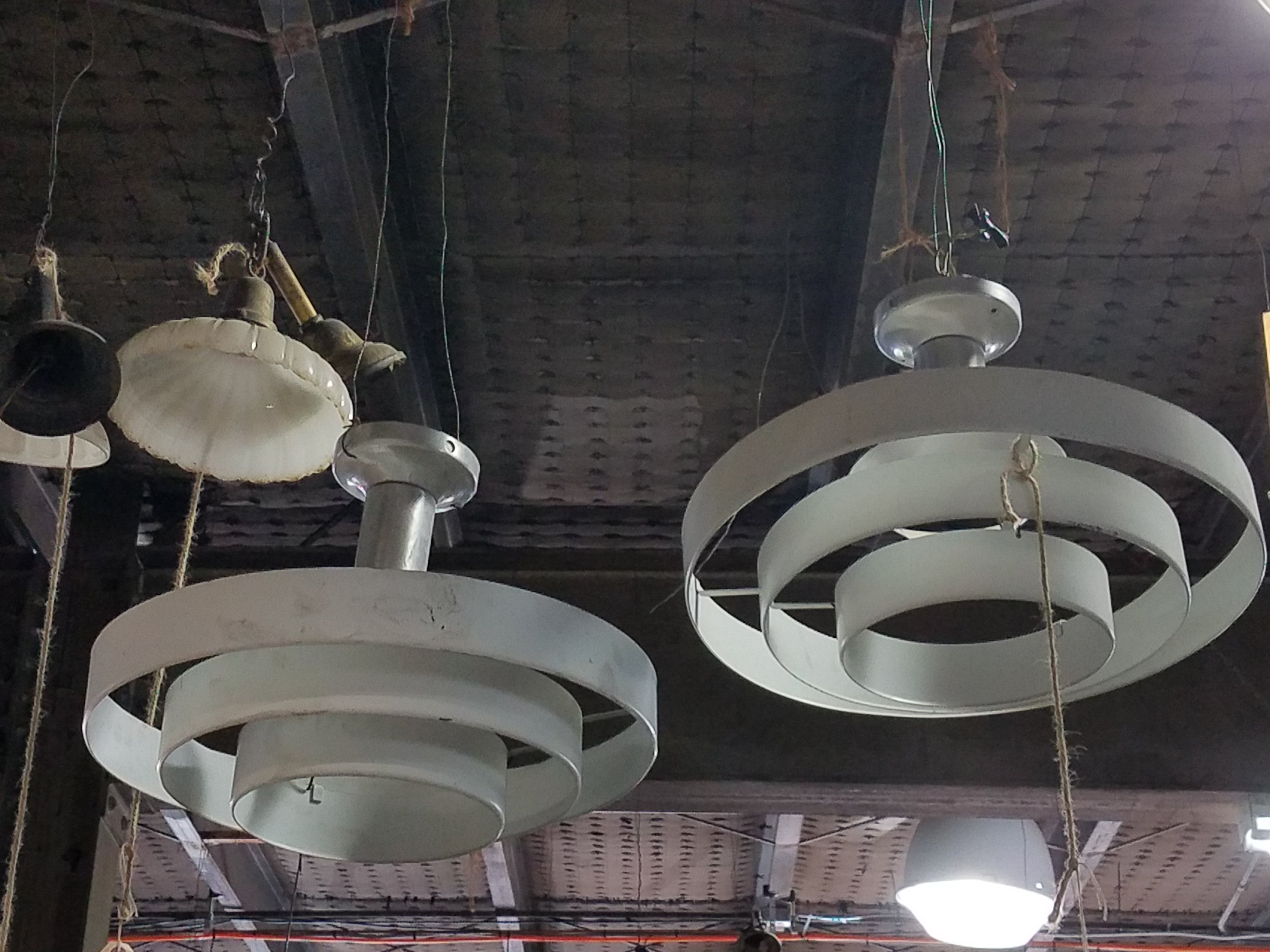 contemporary light fixture  black dog salvage - contemporary light fixture
