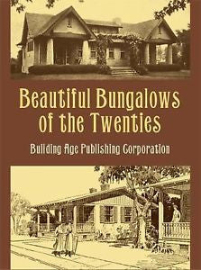 Book, Beautiful Bungalows of the Twenties