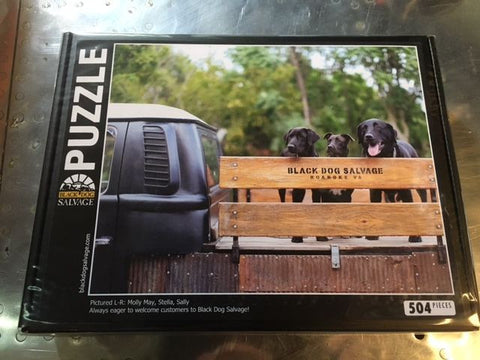 The Black Dogs Puzzle