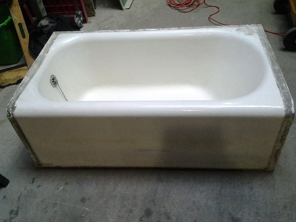 Left Handed Alcove Bathtub