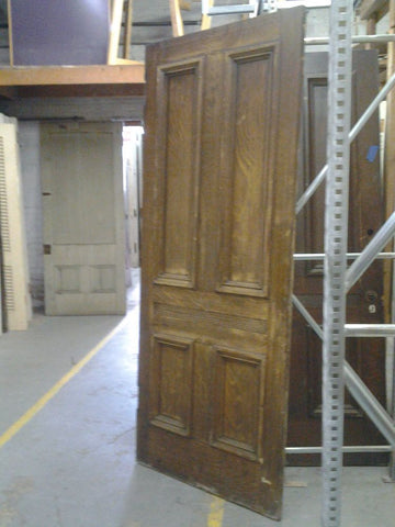 Door, 4 Panel, Raised Trim