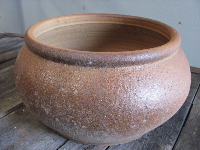 Planter, Potbellied Earth Tones