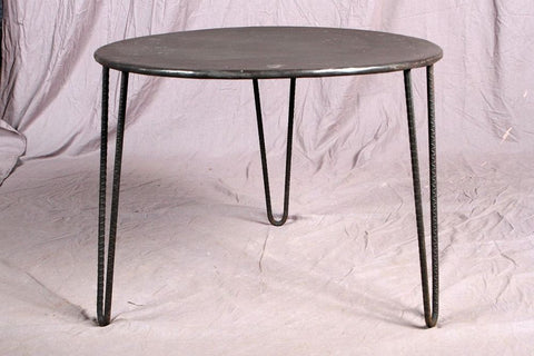 Iron Round Table Set Of 2