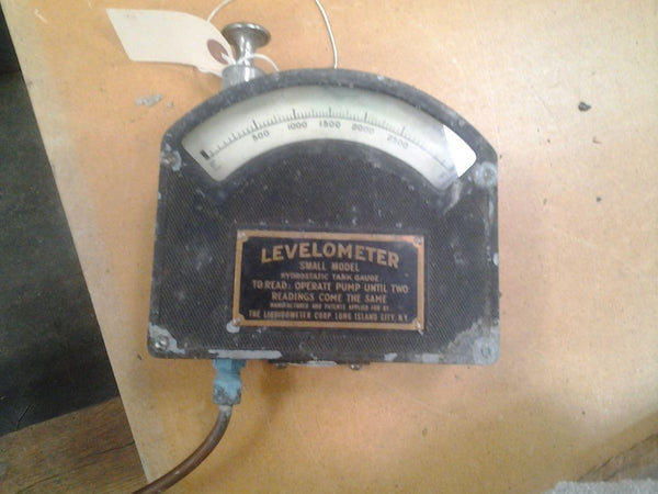Levelometer, Small Model