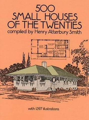 Book, 500 Small Houses of the Twenties