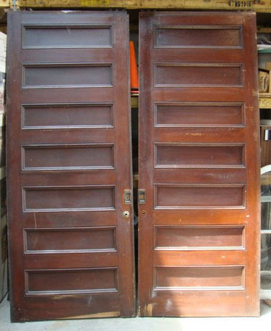 Pocket Doors, 7 Panel