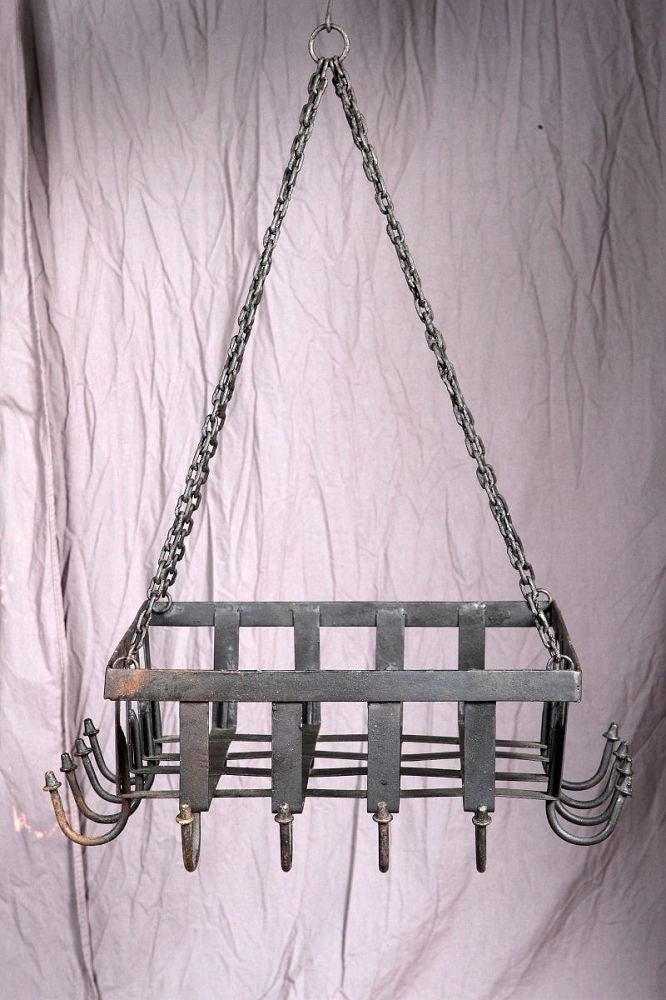 Iron Hanging Rack