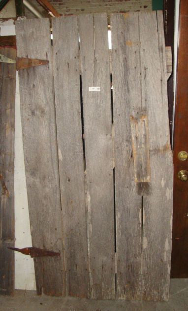 Barn Door, Hinged