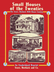 Book, Small Houses of the Twenties