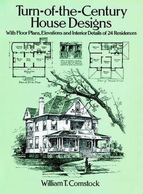 Book, Turn of the Century House Designs