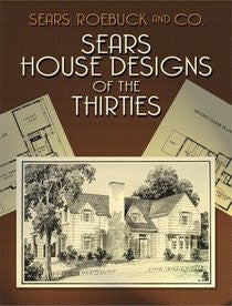 Book, Sears House Designs of the Thirties