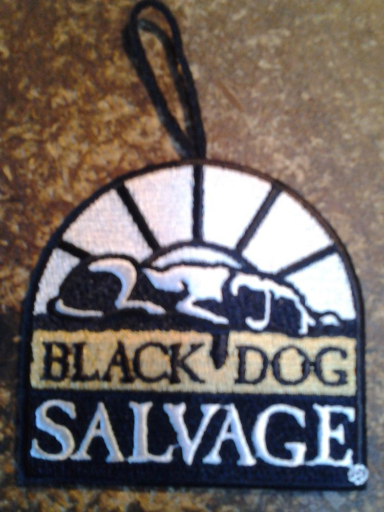 Black Dog Salvage Ornament