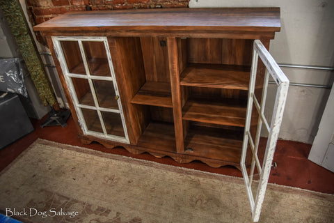 Window Sash Console Sofa Table