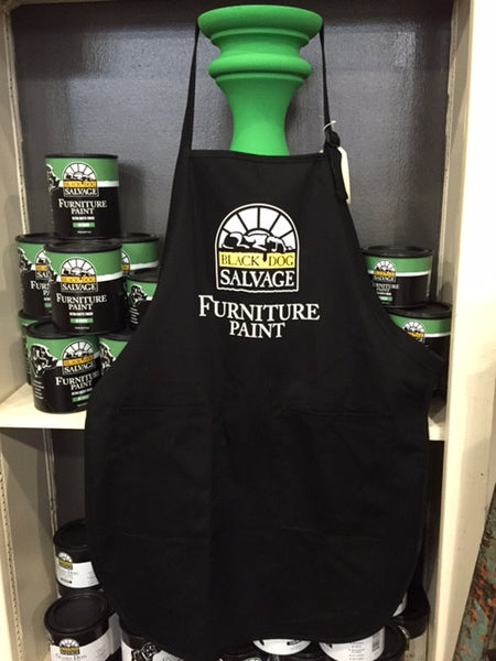 BDS Furniture Paint Apron