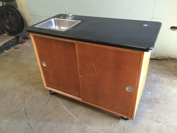 Science Cabinet with sink