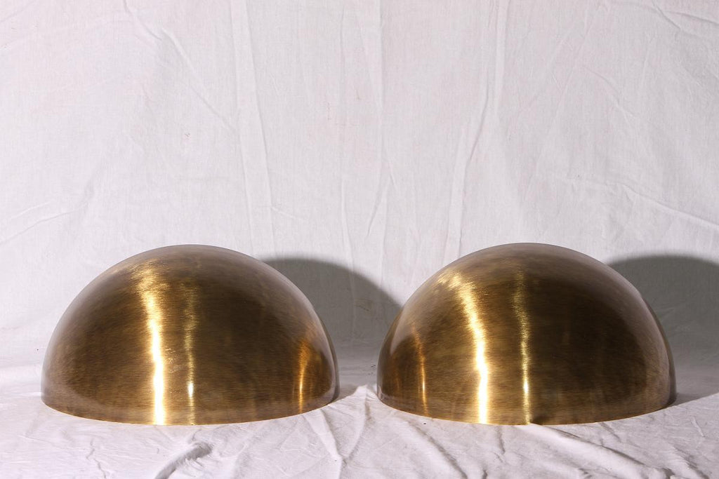 Brass Sconce, Wall Washer