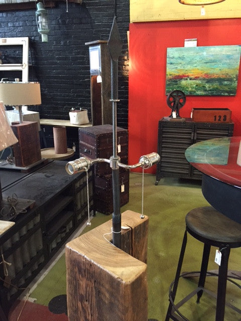 L-Beam Floor Lamp