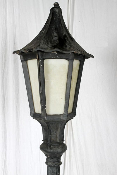 "Lamp Post, Exterior, 114"" Tall"