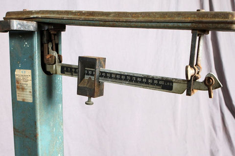 Fairbanks Rolling Scale
