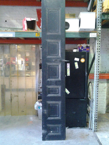 Antique Wooden 6 Panel Shutter