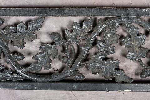 Iron Panel, Oak Leaf