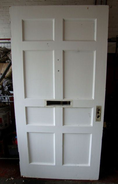Door, Pine, 8 Panel,  with Slot